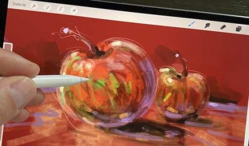 After Work: Mit dem iPad & Procreate Malen & Zeichnen lernen