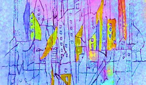 Einführung in die Aquarellmalerei: Weiterführung und Verwendung unterschiedlicher Strukturmaterialien