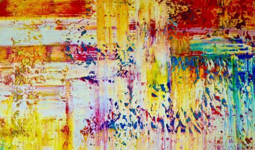 Inuitive Malerei - Form und Farbe