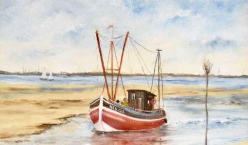 Wasserlösliche Ölmalerei