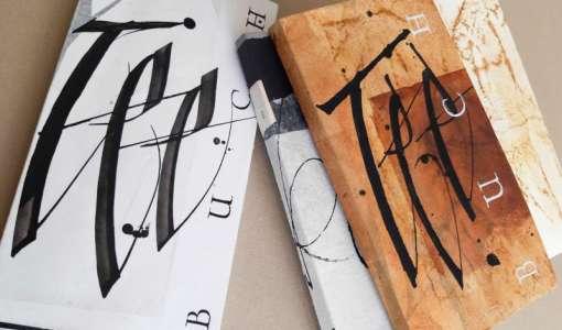 Kalligrafisches Themenbuch: Tee