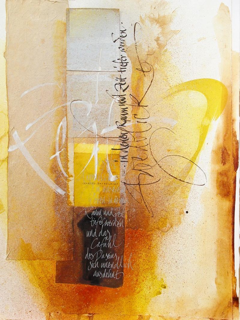 Schrift & Collage